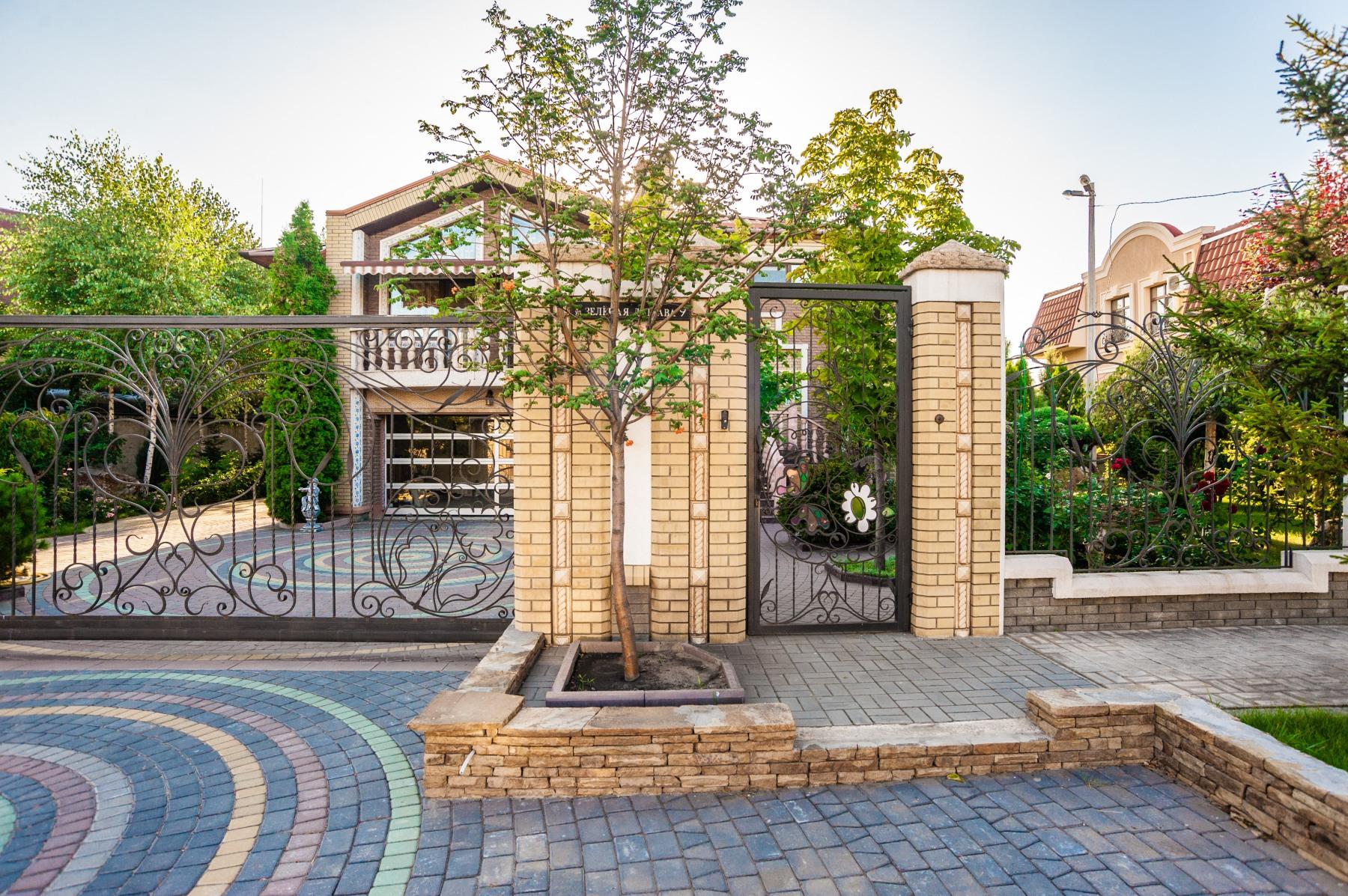 Дом в улице Зеленая Дубрава