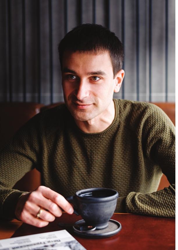 Максим Пилипенко: моя работа - это 60% аналитики и 40% творчества