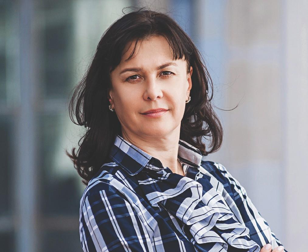 Елена Багдасарян, архитектор
