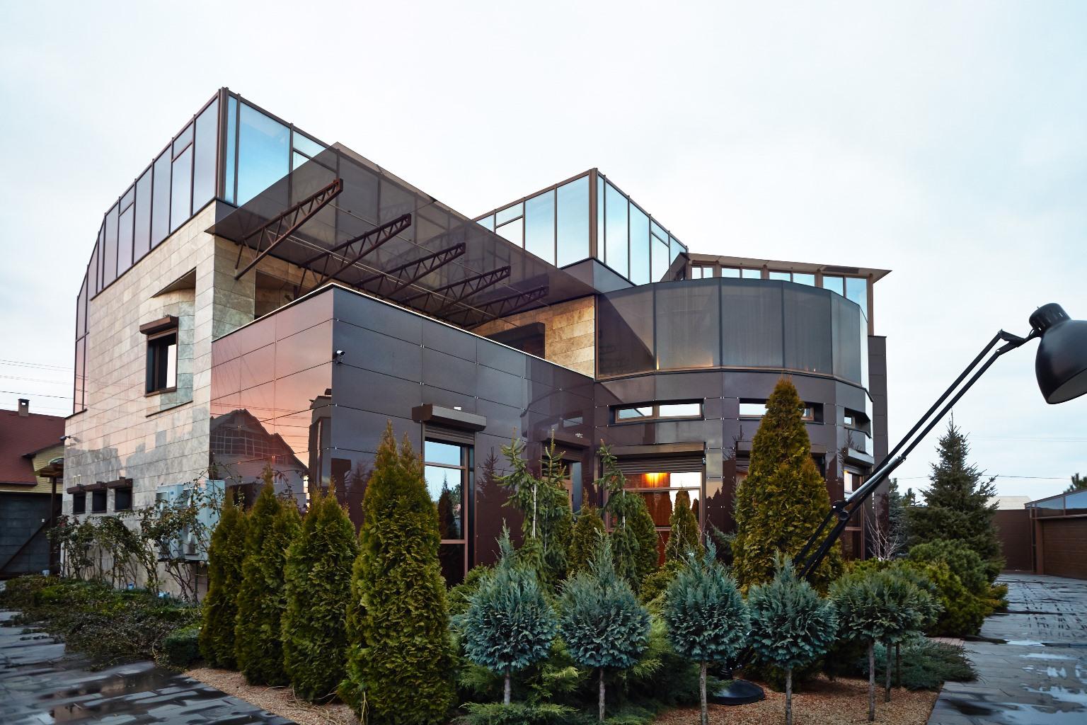 Экстраординарный дом