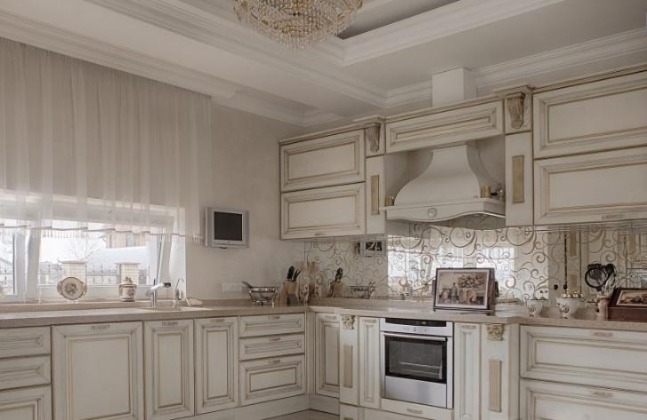 Дом в аристократическом стиле