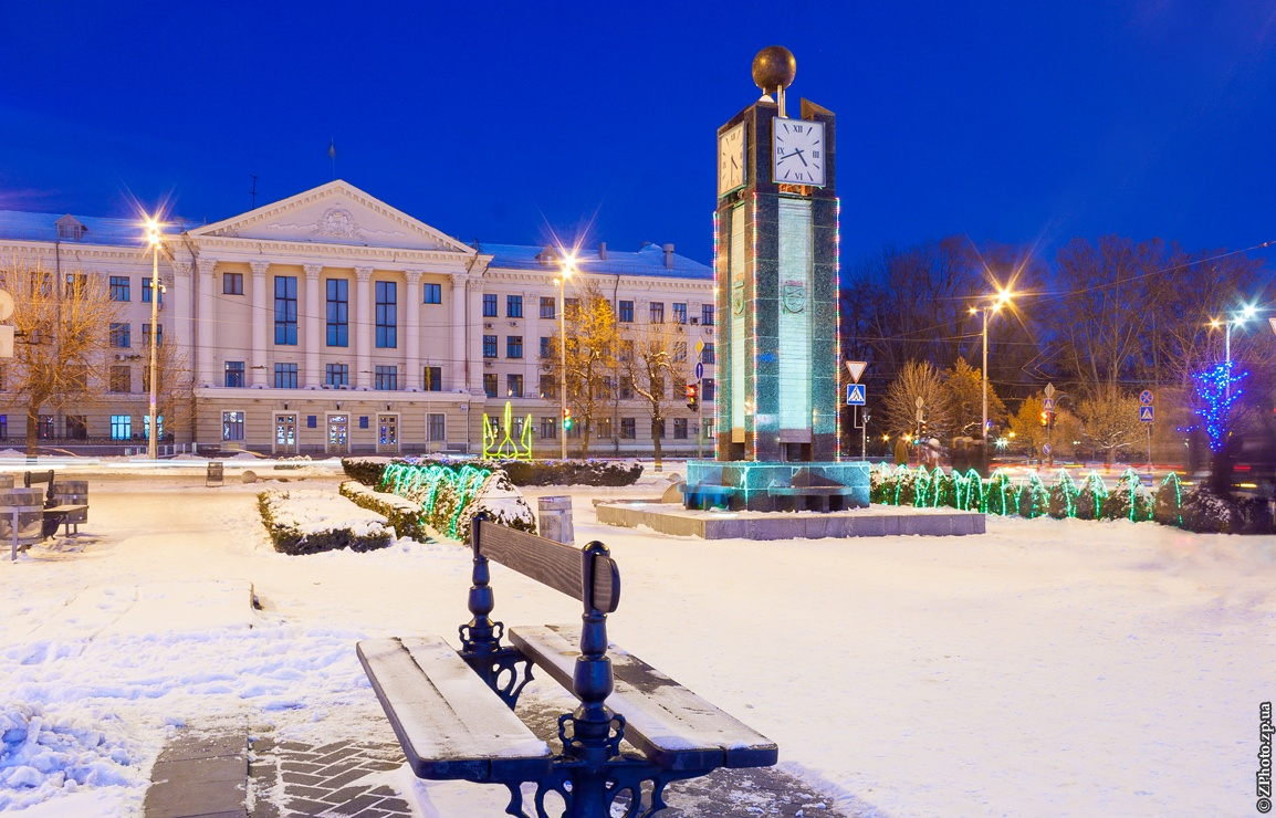 Владимир Буряк. Запорожский городской голова