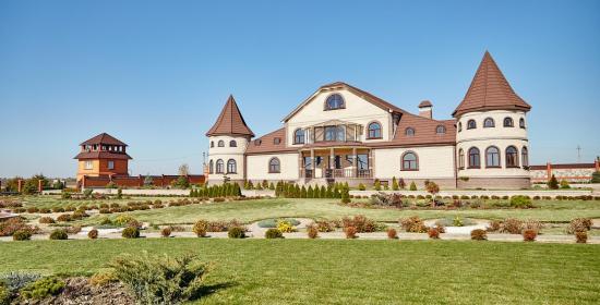 Дом на Великом Лугу