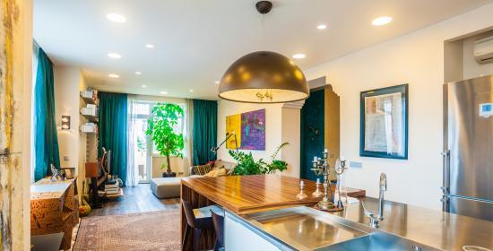 Двухуровневая квартира в элитном, охраняемом коттеджном поселке «европейского» типа