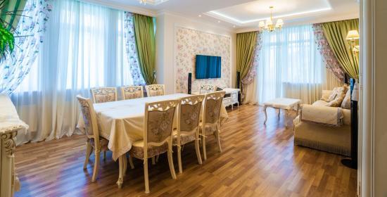 ЖК Ренессанс, Квартира