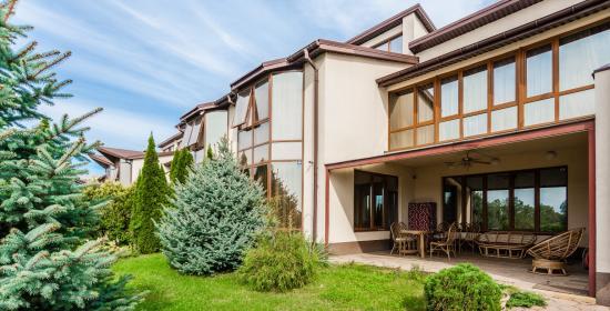 дом в Корсаре, Запорожье