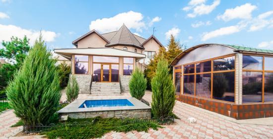 Дом в Бородинском районе