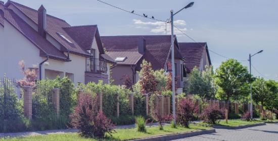 коттеджный поселок в Запорожье