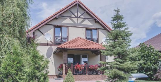 Двухэтажный дом в Бородинском районе