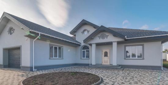 Эксклюзивный дом, в элитном районе Запорожья