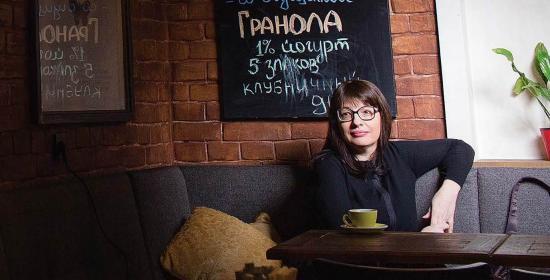 дизайнер интерьеров, Оксана Швец